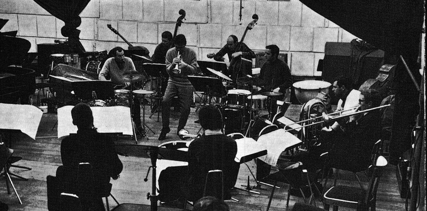 Globe Unity Orchestra, 1966