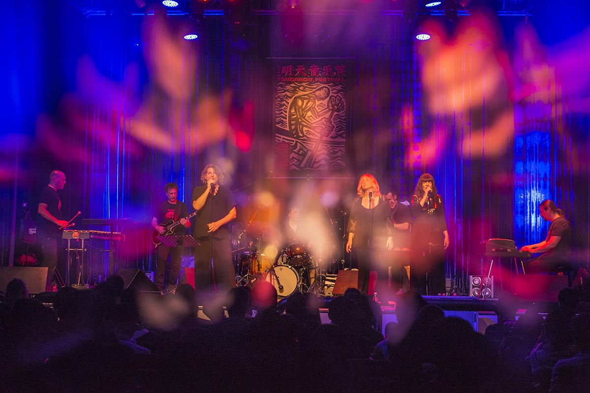 MAGMA在第二届明天音乐节 2015 摄影:蒙润