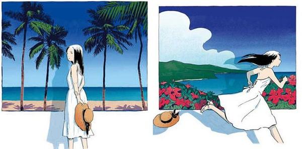 「All Vacation Long」时期的音乐视觉