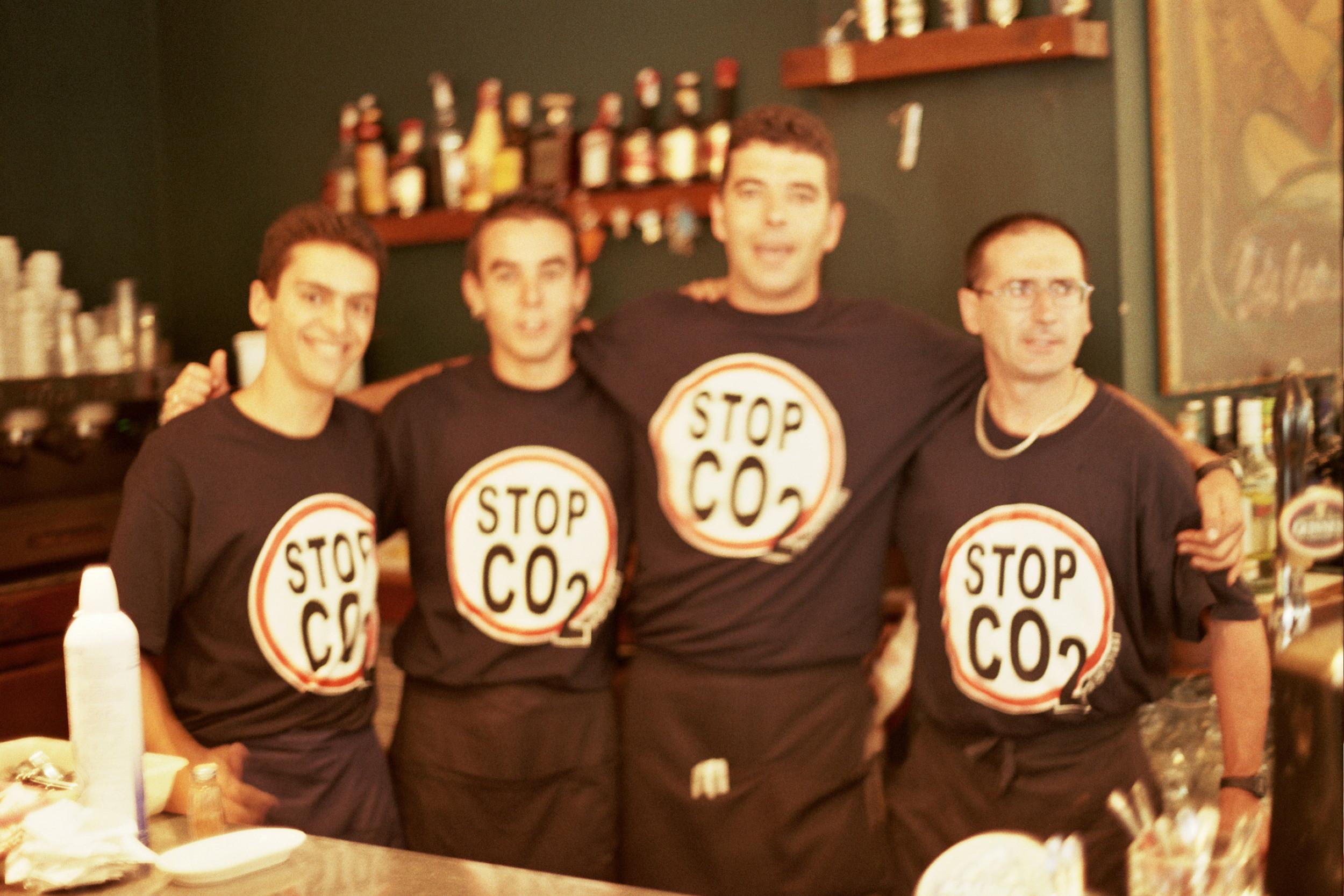 CAFÉ CENTRAL TARIFA STOP CO2