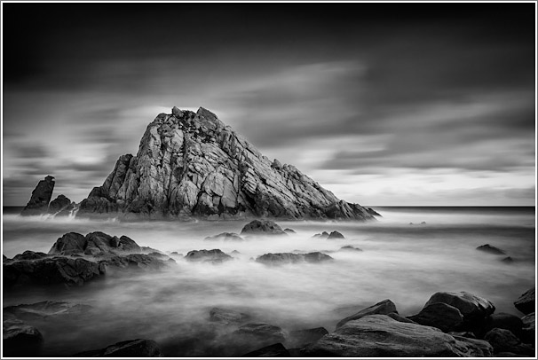 A monochrome version of the first image, converted using Silver Efex pro 2.