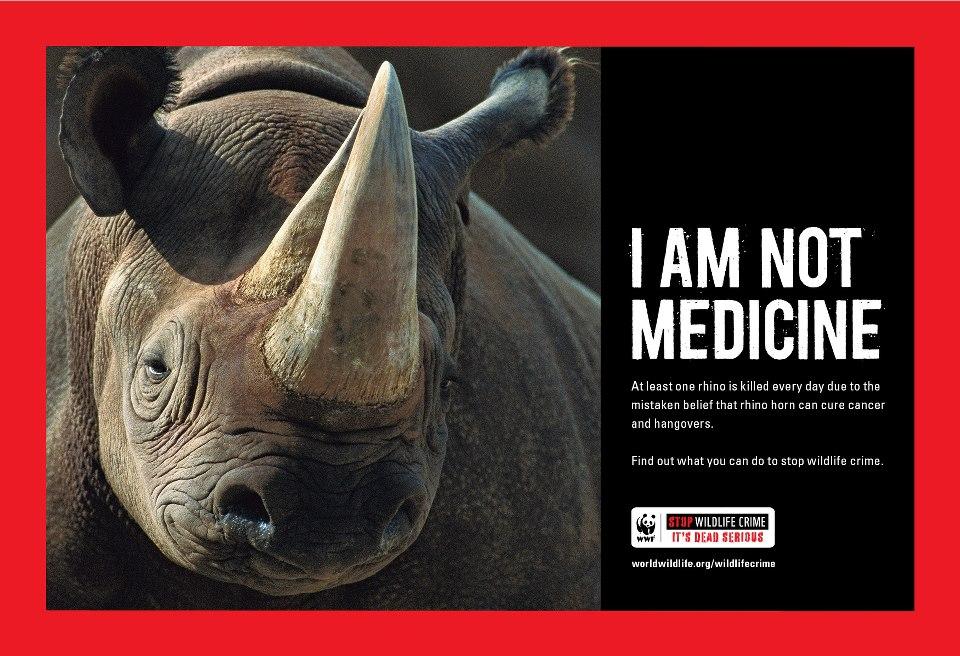 WWF Anti-poaching campaign