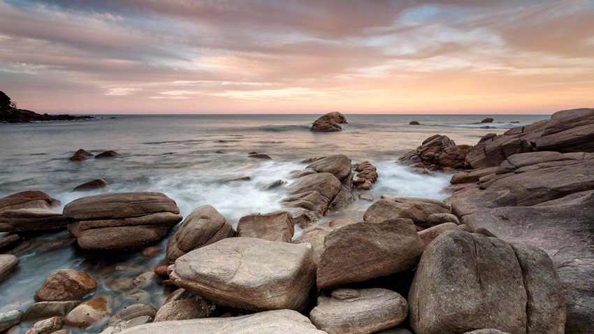 SHELLEY COVE -Canon 5D mkiii, 17-40@ 17mm, f16, 3.2sec, ISO50