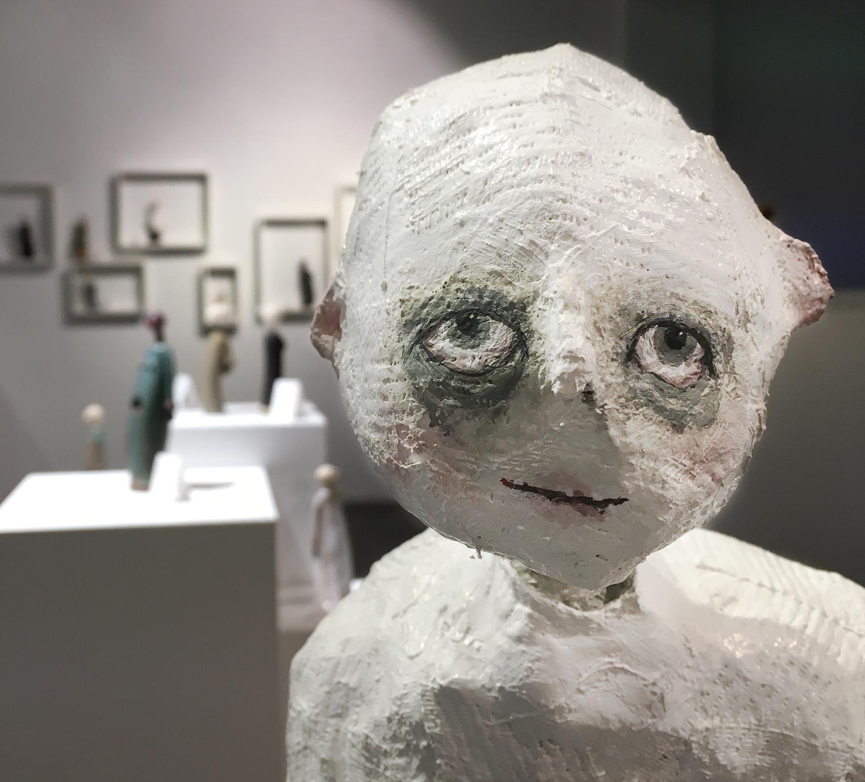 Skulpturkurs - med fokus på papier maché.5 tisdagkvällar med start den 7 maj undersöker vi former och nygamla material.Plats: Hallarna, NorrköpingPris: 1500:-Låter kul! Jag vill veta mer!