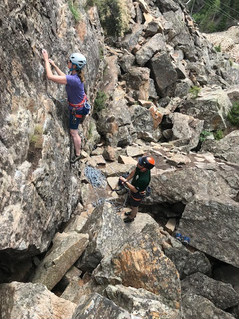 Learn To Lead - Location : Marble Colorado