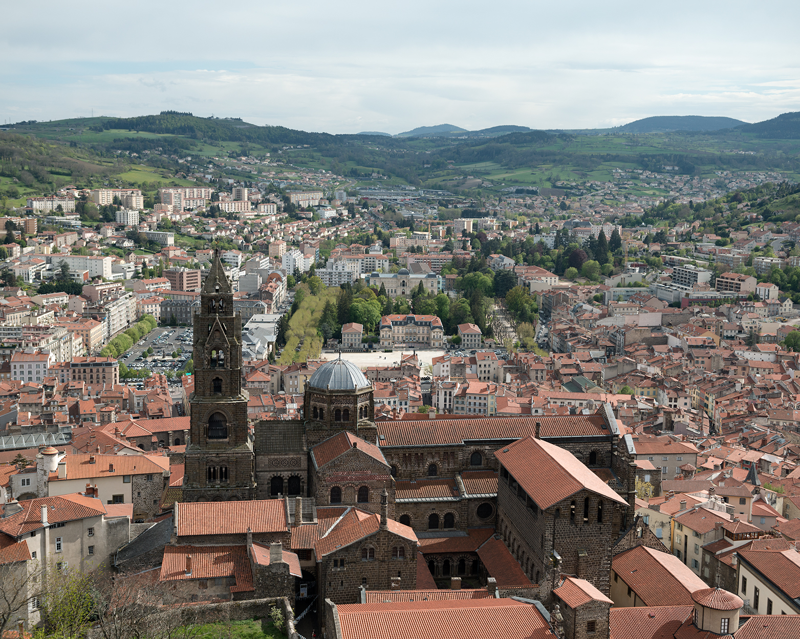 The Cathedral at Le Puy