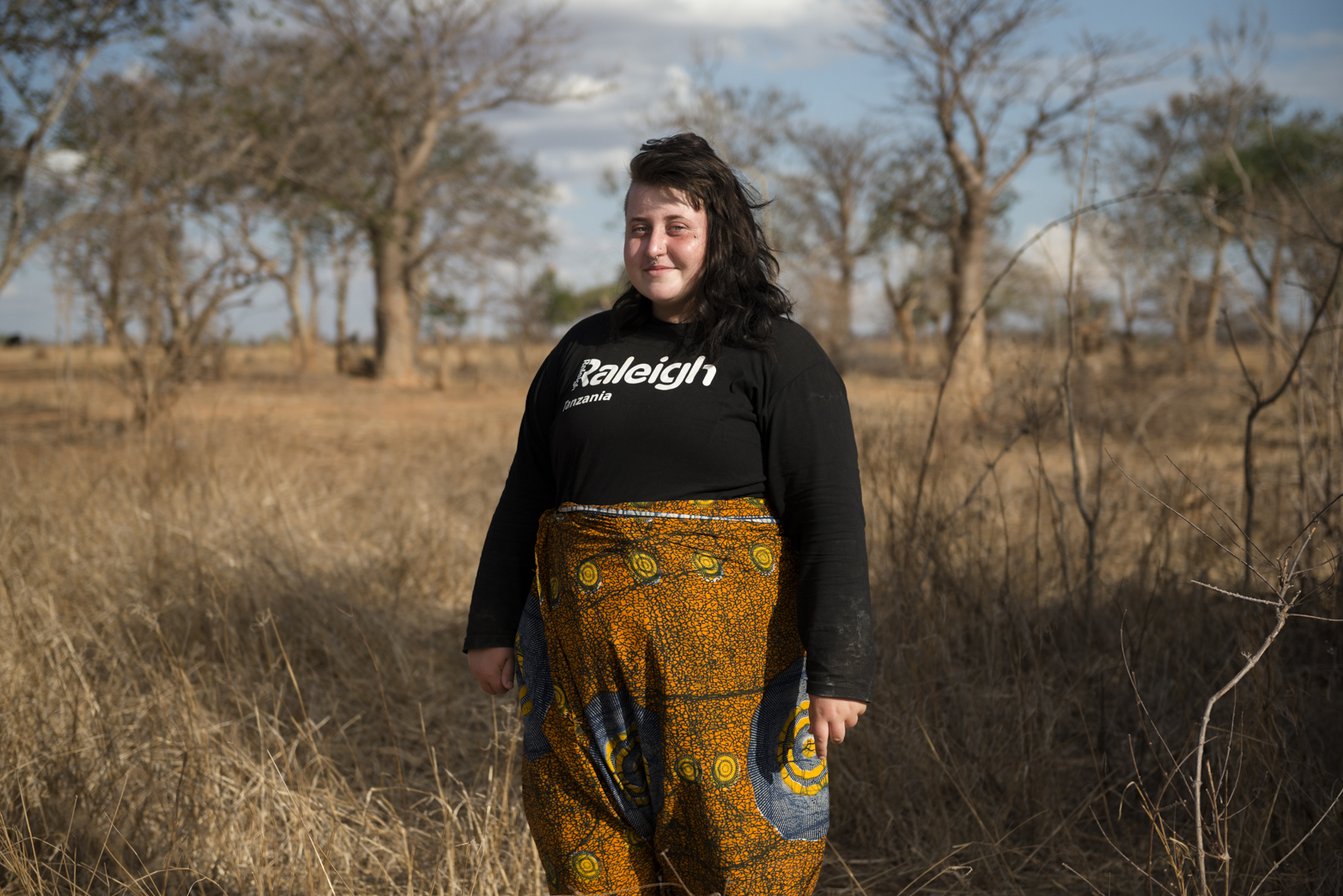 Volunteer Oakley-Rae Marnoch