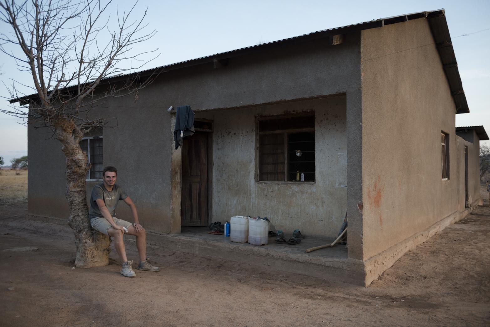 A homestay in Msunjilile
