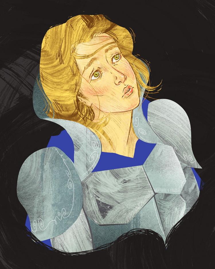 A Knight's Resolve - Jaclyn Sinquett