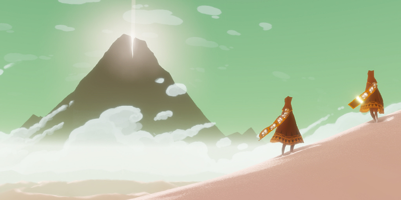 Image property of ThatGameCompany & Sony