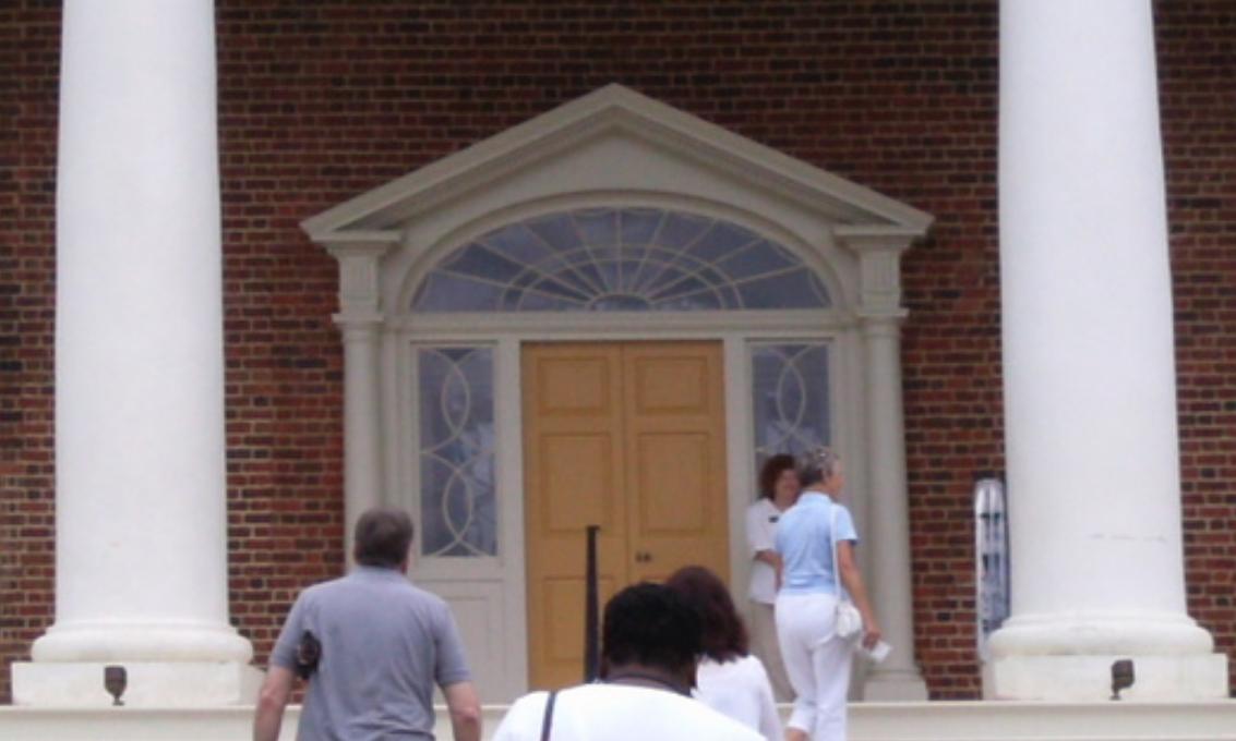 Montpelier center door