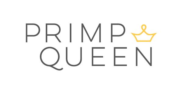 Primp Queen / Logo Design