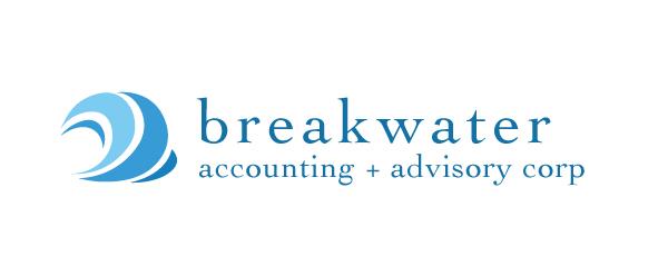 Breakwater Accounting & Advisory Corp / Logo Design
