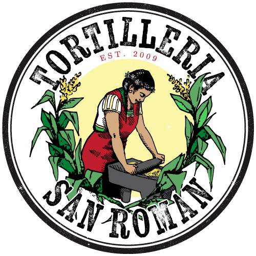 Tortilleria San Roman / Logo Design + Illustration
