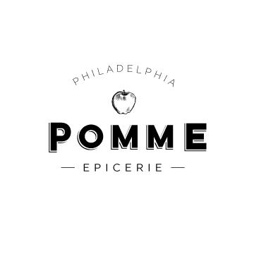 Pomme Epicerie / Logo Design