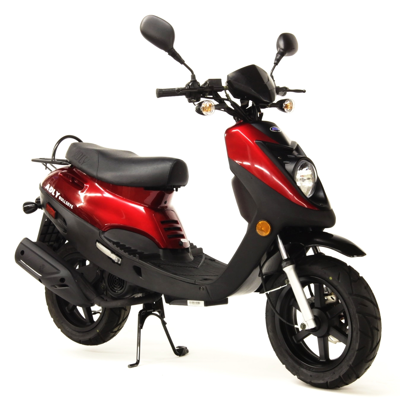 Bikes in Stock — Second Stroke Mopeds
