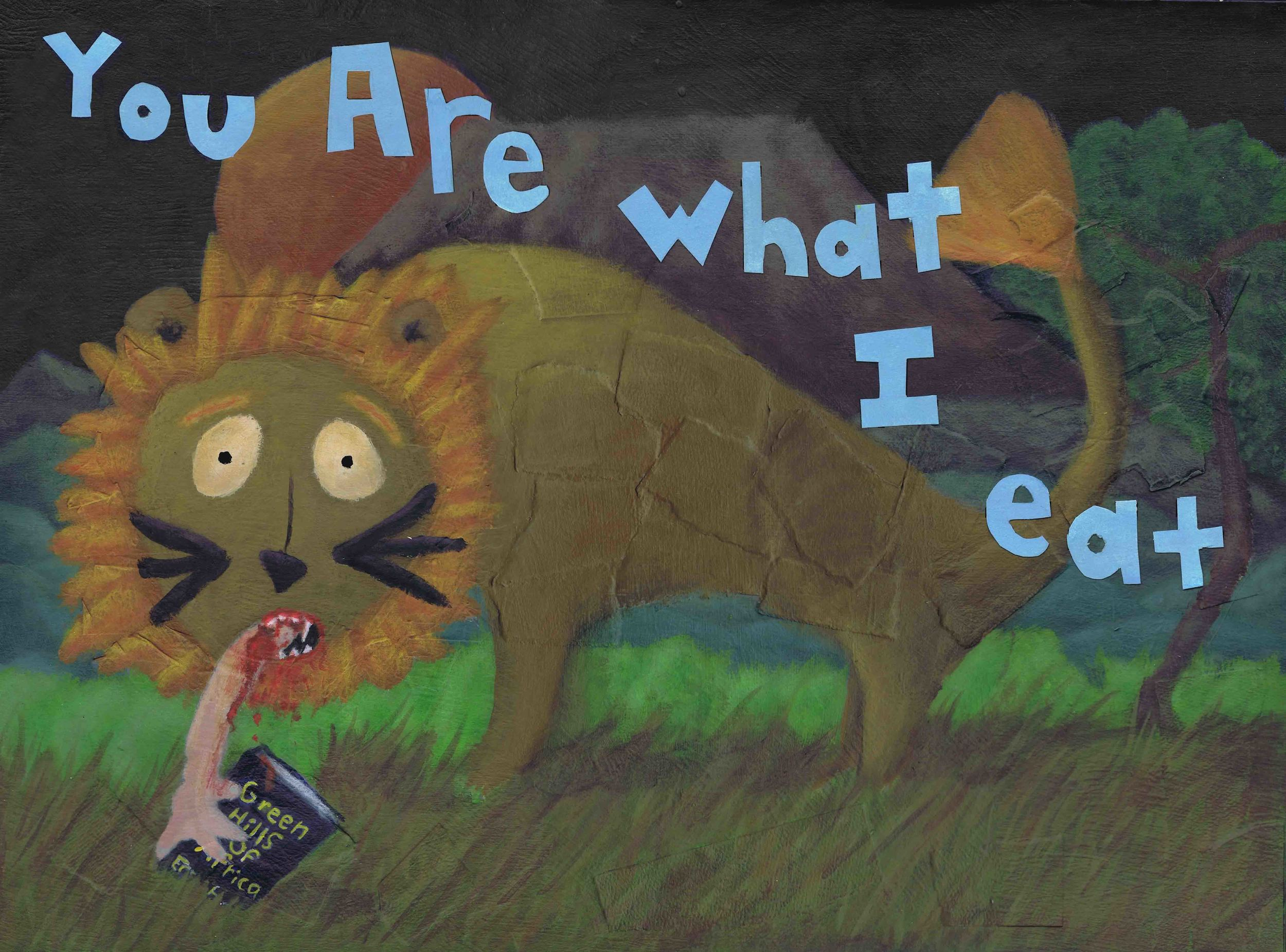 you are what I eat lion final scan.jpg