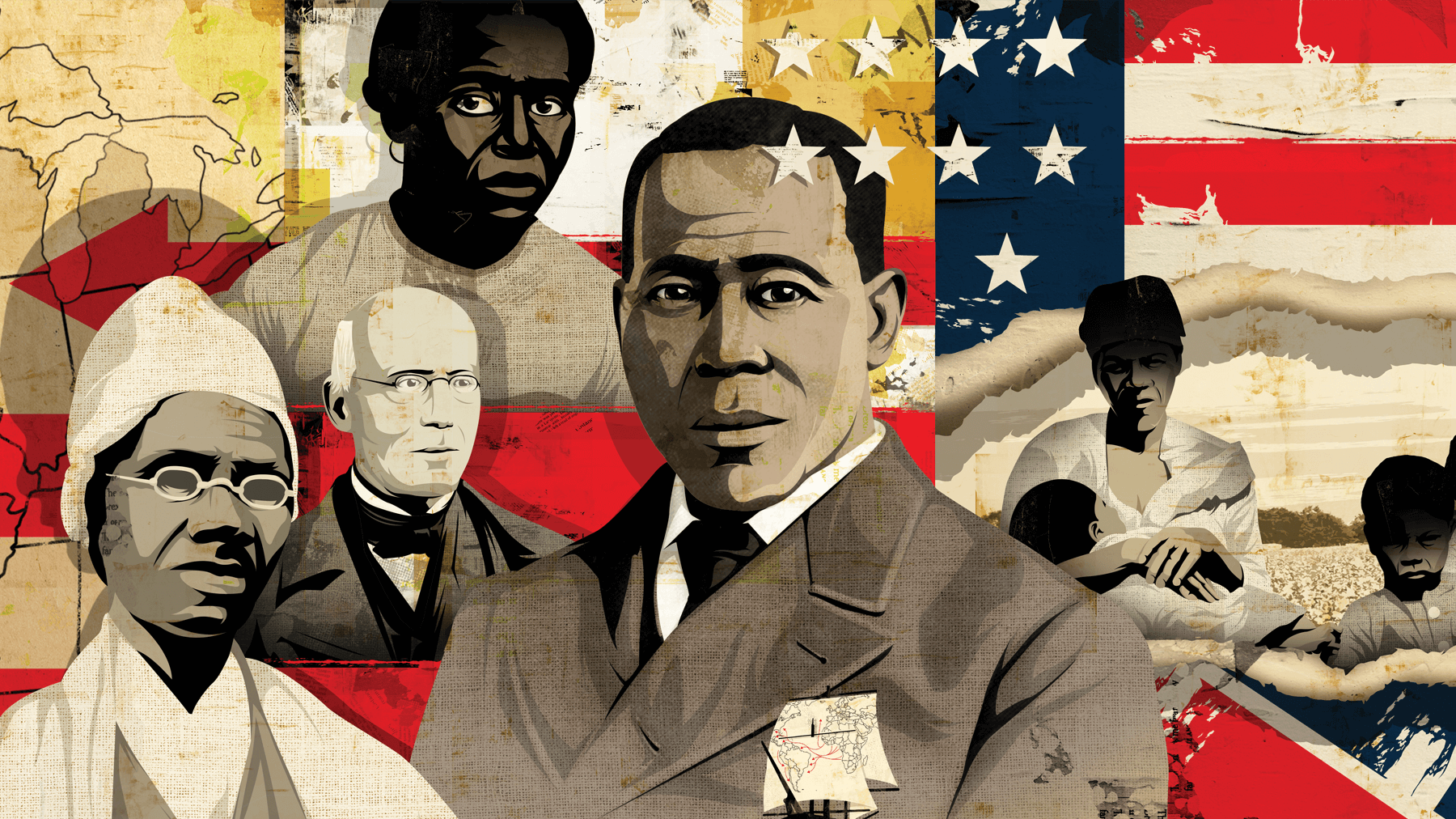 "Teaching Hard History: American Slavery → - We produced this ten-part series for the Southern Poverty Law Center's Teaching Tolerance project. Featuring an all-star cast of historians (among them, National Book Award-winner Annette Gordon-Reed and Pulitzer Prize-winner Ibram X. Kendi), the videos build on SPLC's ""Teaching Hard History"" curriculum — and give teachers classroom-ready tools for bringing the fullness of the American past to their students every single day."