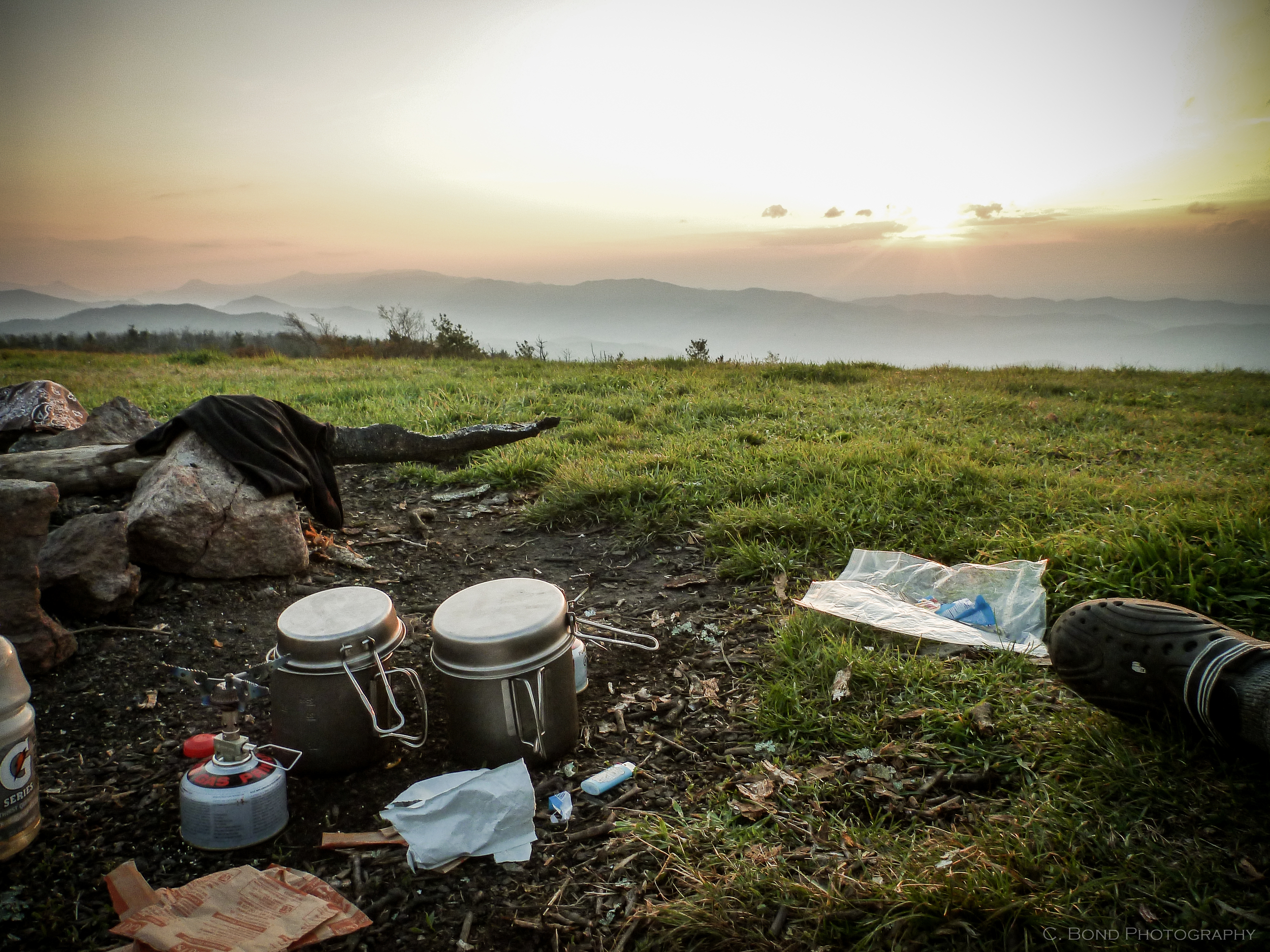 Cookin' diner on top of Beauty Spot