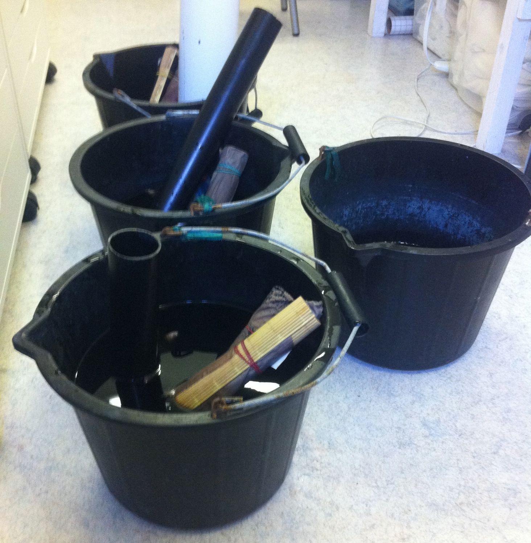 Buckets !