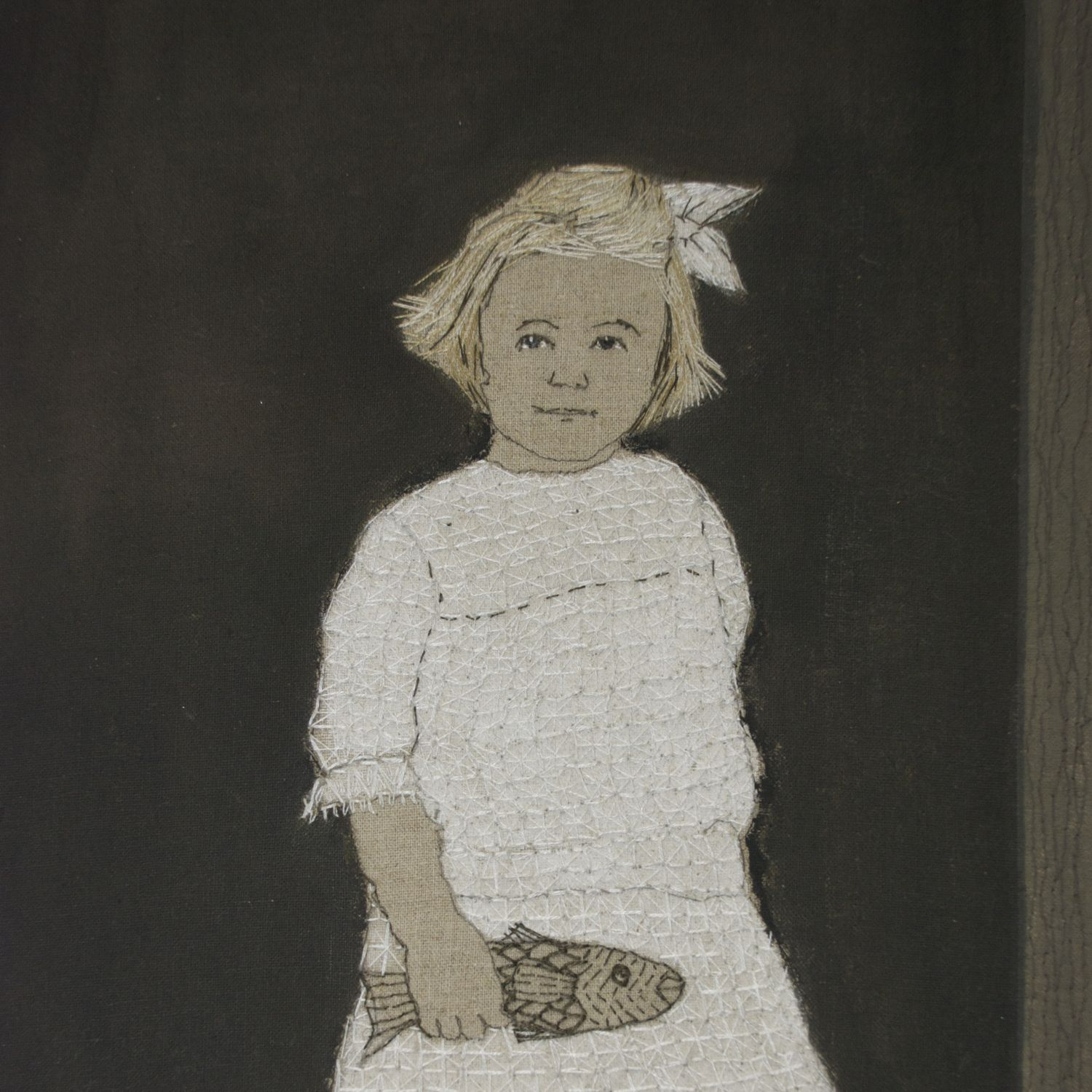 Sue Stone: Portrait of a Grimsby Girl (detail)