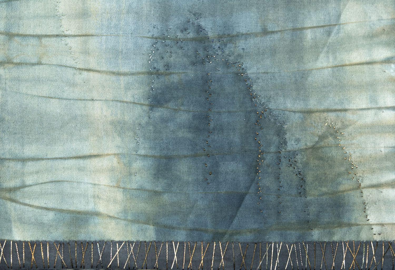 Stitch marks