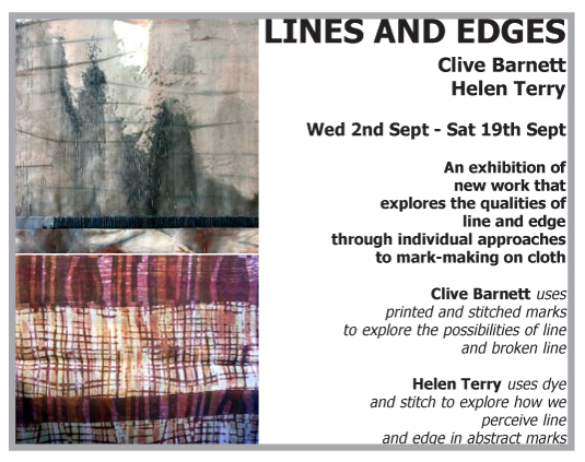 Lines and Edges Clive Barnett Helen Terry