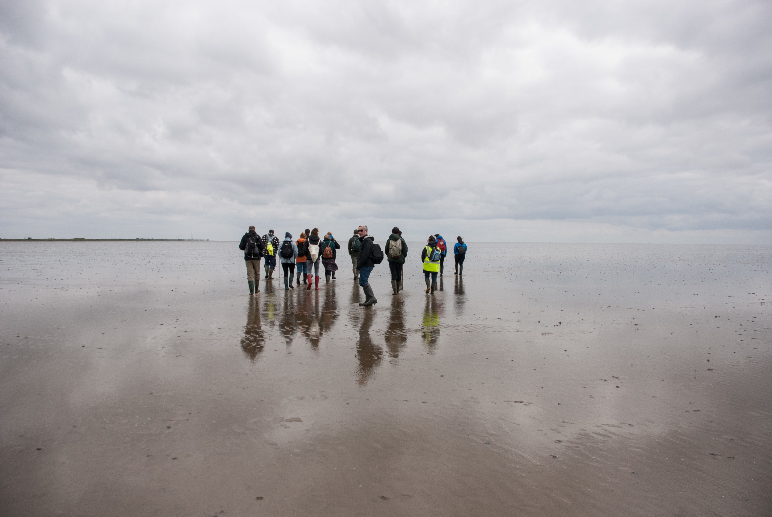 Walking the Broomway May 2016