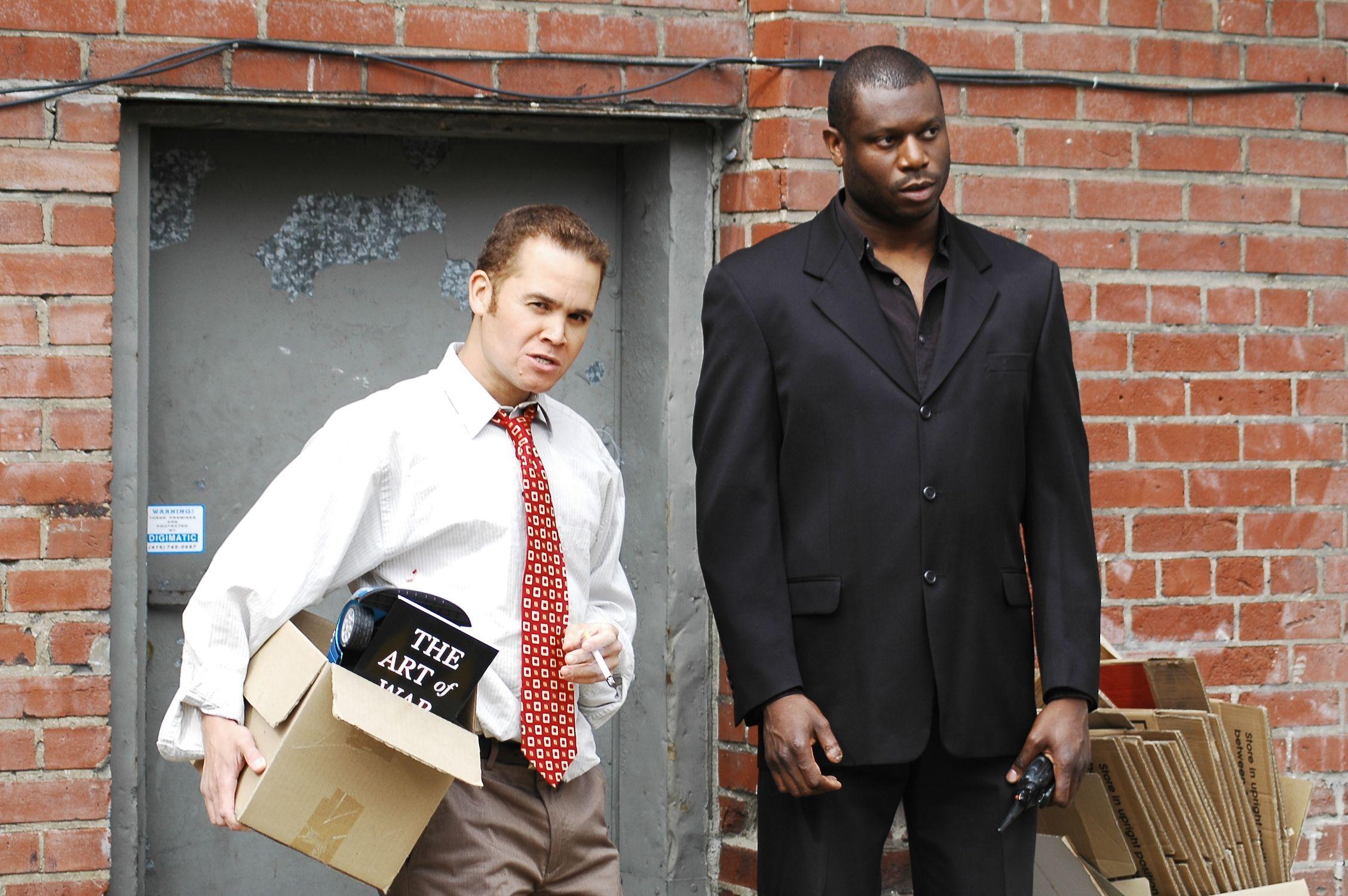 Anthony Greene & Norm Laing