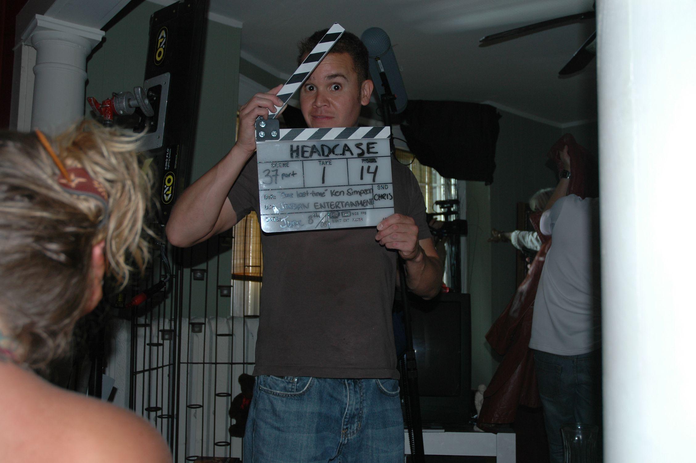 Writer/Star Anthony Greene