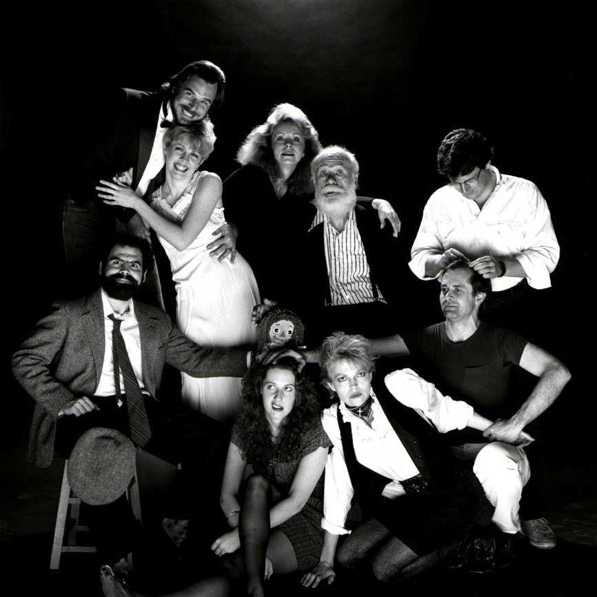 The Ensemble, circa 1987