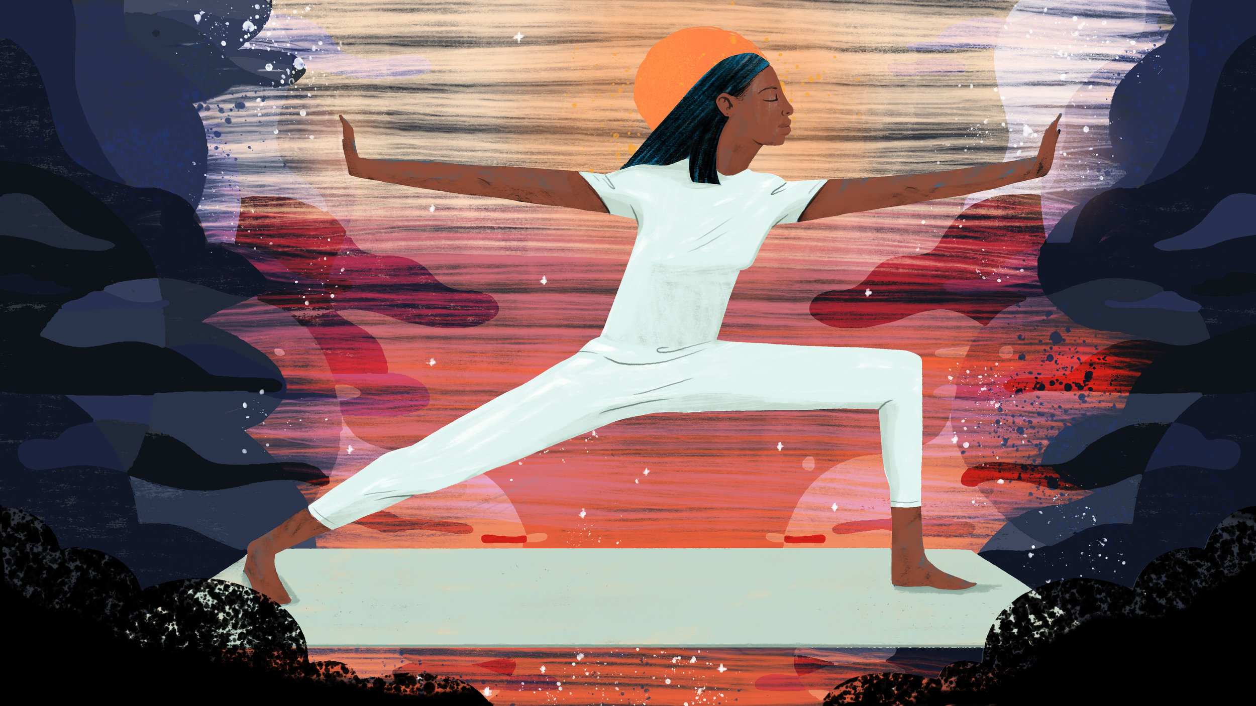 The Role Of Yoga In Healing Trauma , NPR.org