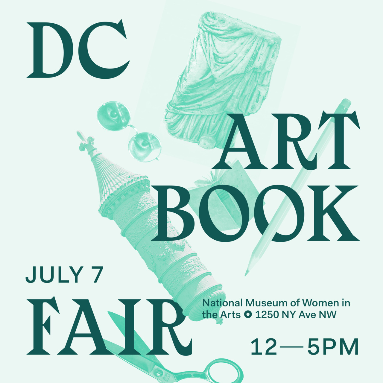 DC Art Book Fair  at the National Museum for Women in the Arts - Founder and Art Director
