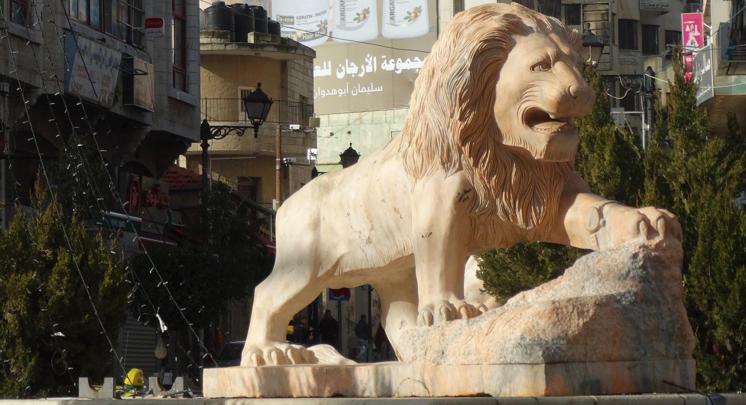 Al-Manara Square, Ramallah