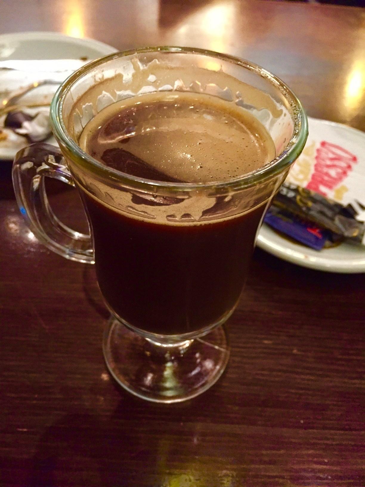 Guiness coffee!!