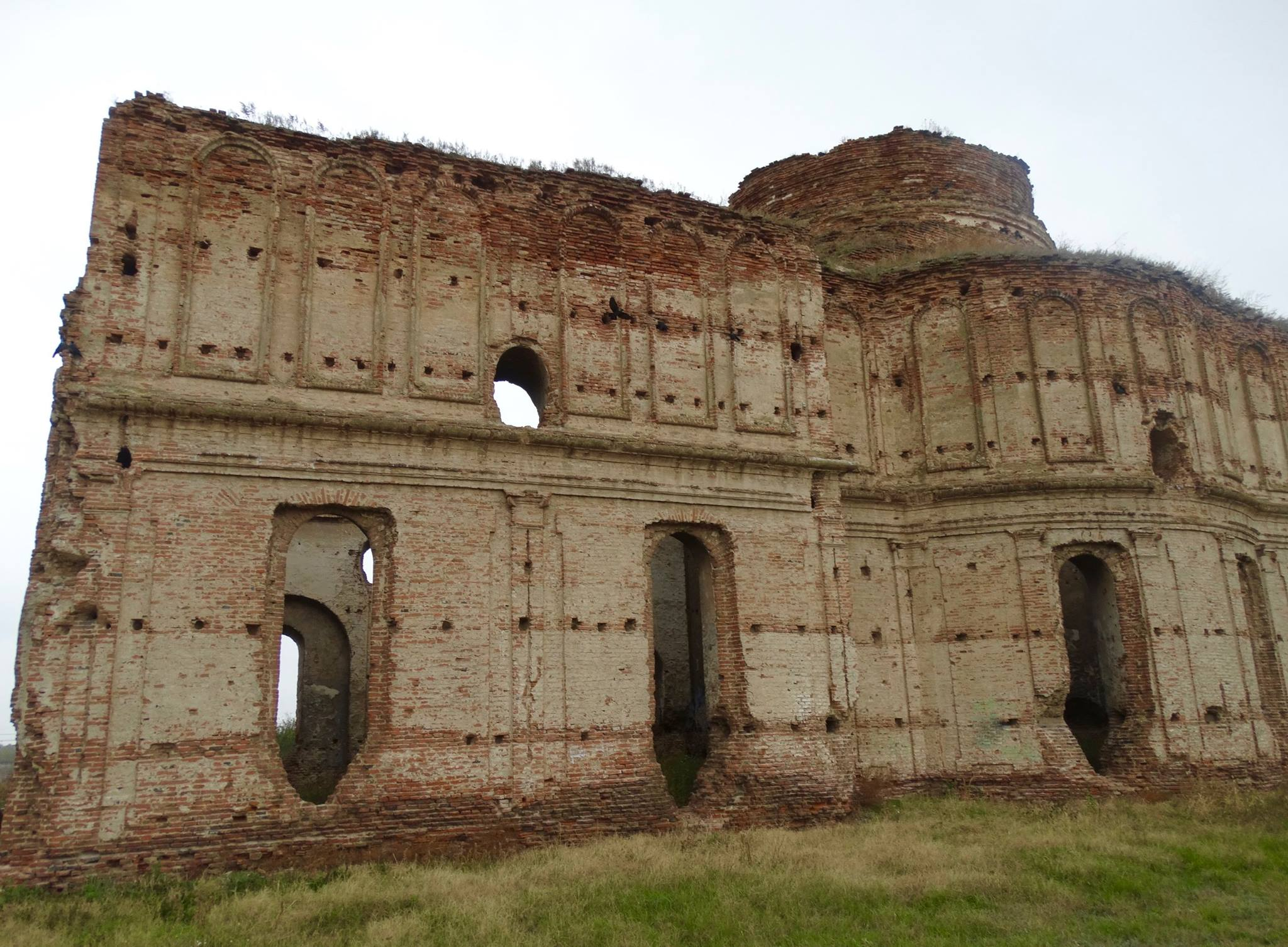 Built in 1790, Chiajna Monastery now sits abandoned in the middle of a grassy field on the outskirts of Bucharest. Many Romanians believe the site to be haunted. It is in desperate need of restoration and preservation.
