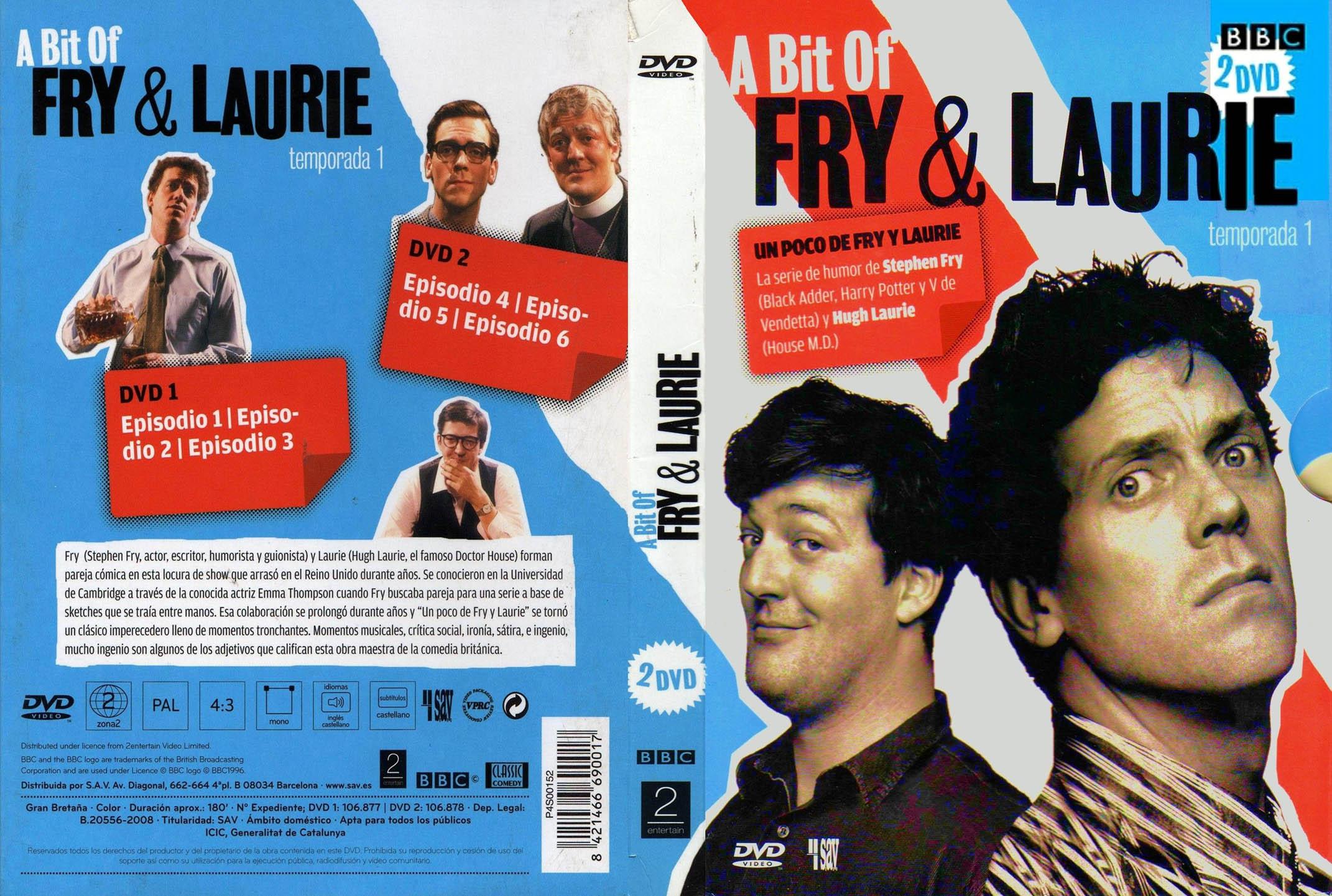 Un_Poco_De_Fry_Y_Laurie_Temporada_1-Caratula.jpg