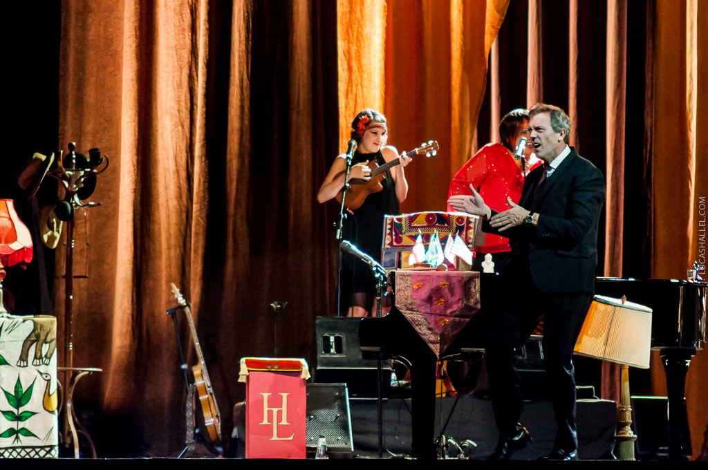 Hugh Laurie and The Copper Bottom Band