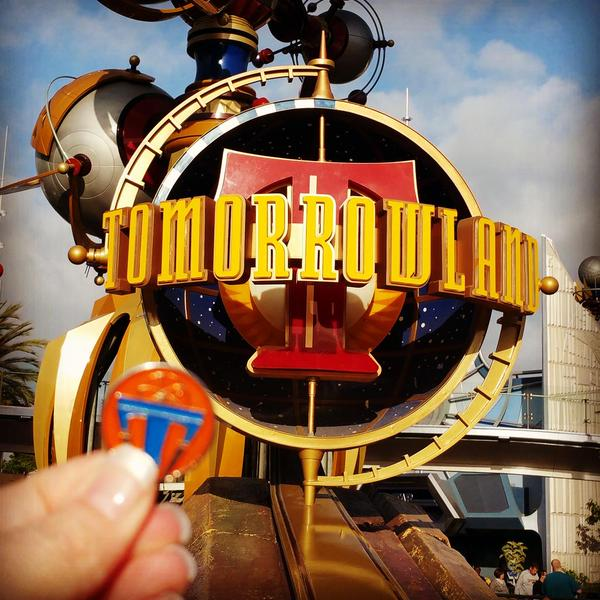 Tomorrowland Premiere May 9, 2015 Disneyland