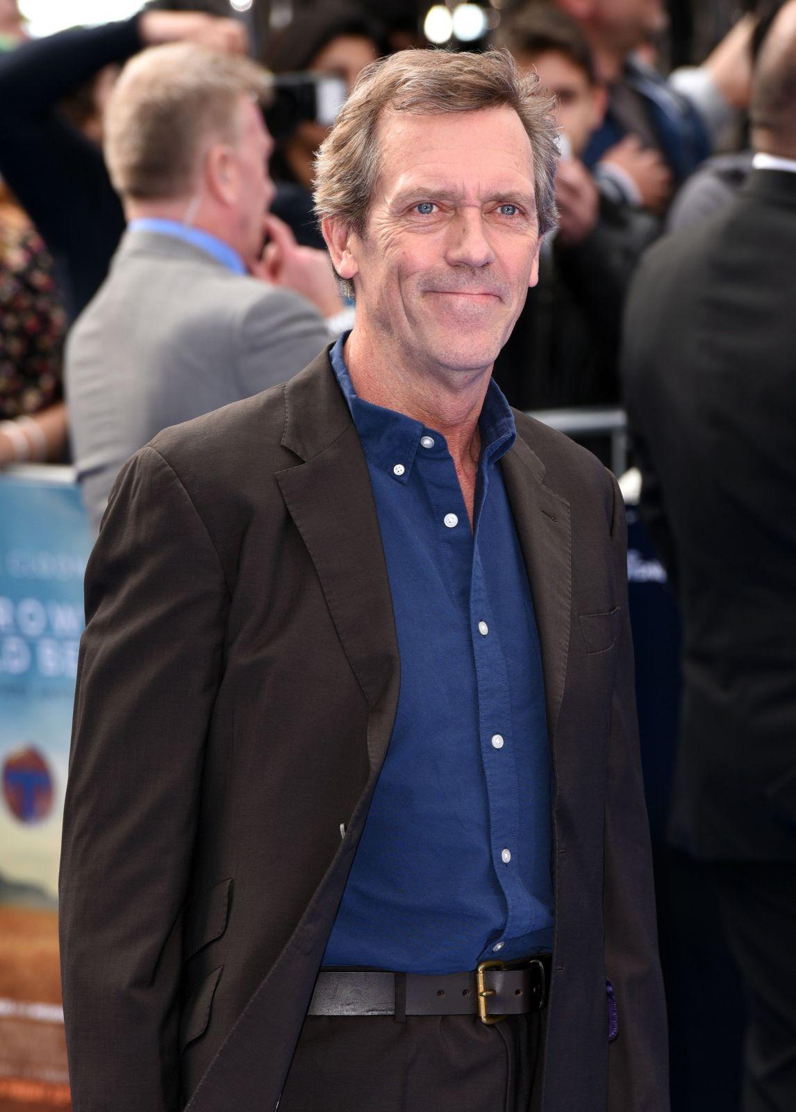 Hugh Laurie 30- Tomorrowland Premiere London 2015.jpg