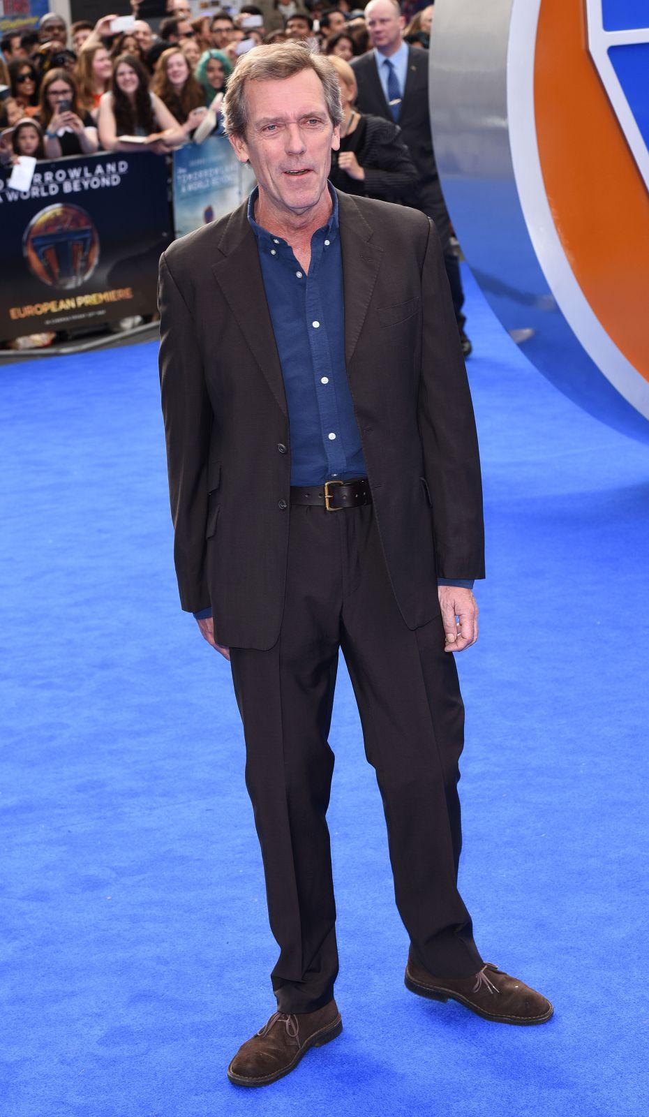 Hugh Laurie 25- Tomorrowland Premiere London 2015.jpg