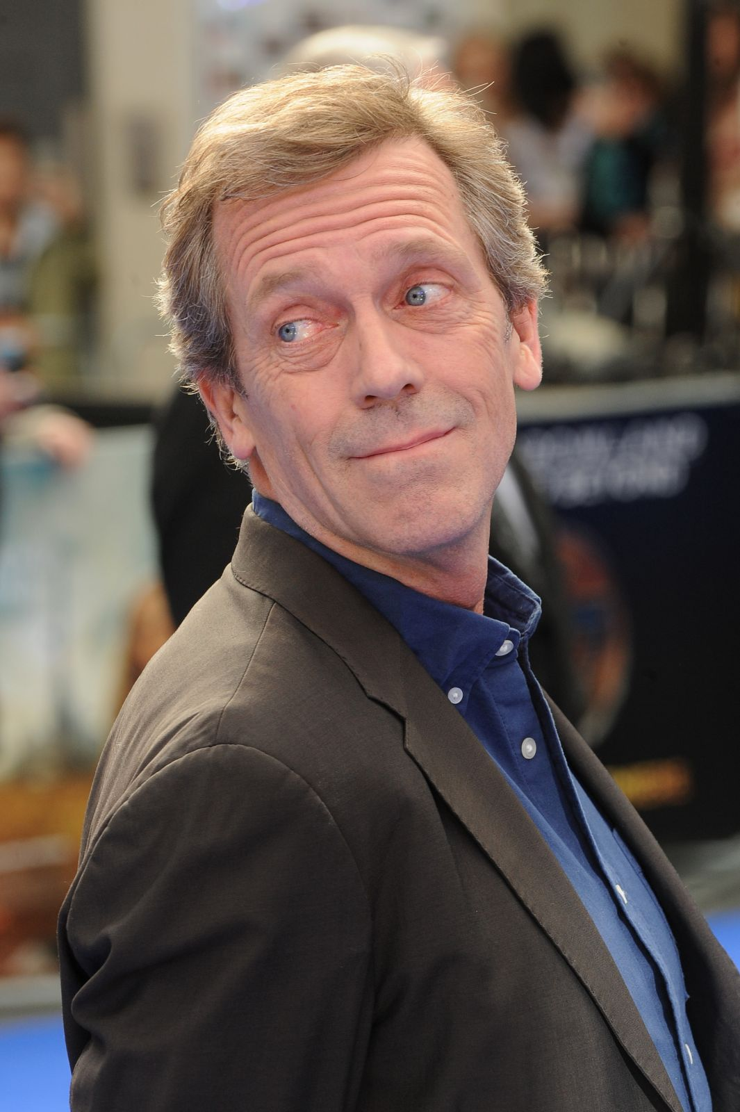 Hugh Laurie 43- Tomorrowland Premiere London 2015.jpg