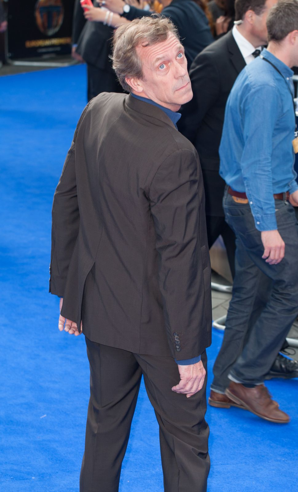 Hugh Laurie3 - Tomorrowland Premiere London 2015.jpg