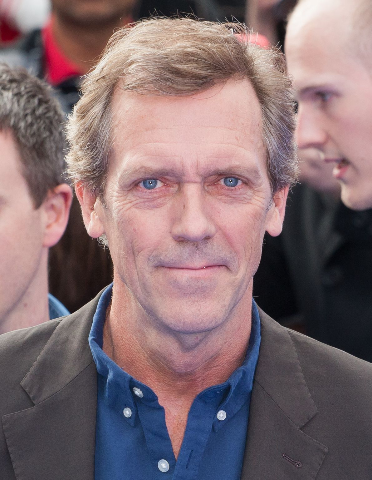 Hugh Laurie5 - Tomorrowland Premiere London 2015.jpg