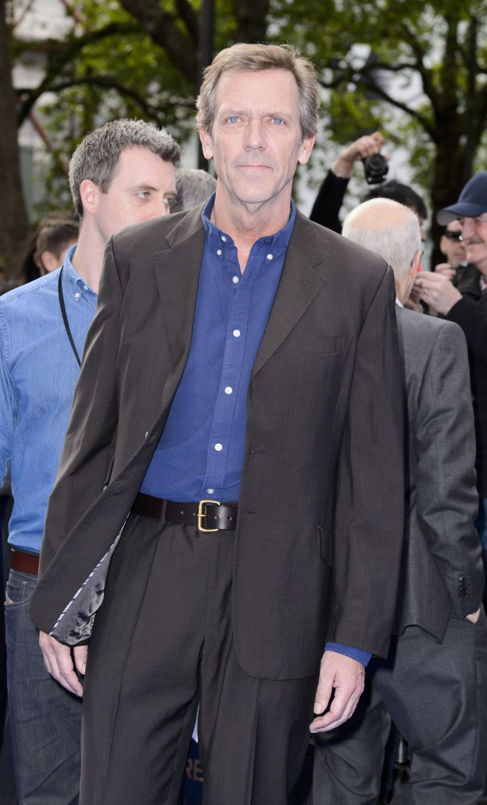 Hugh Laurie11 - Tomorrowland Premiere London 2015.jpg