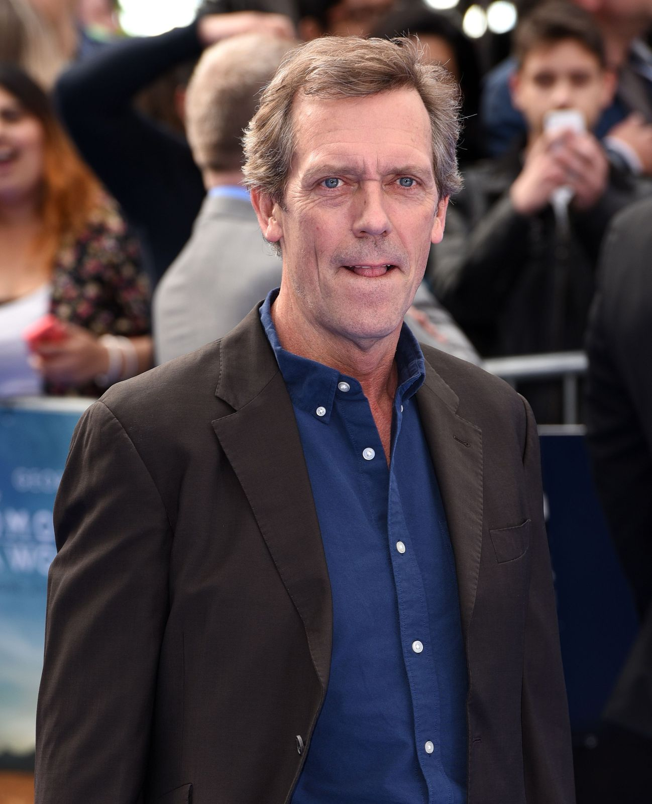 Hugh Laurie29 - Tomorrowland Premiere London 2015.jpg