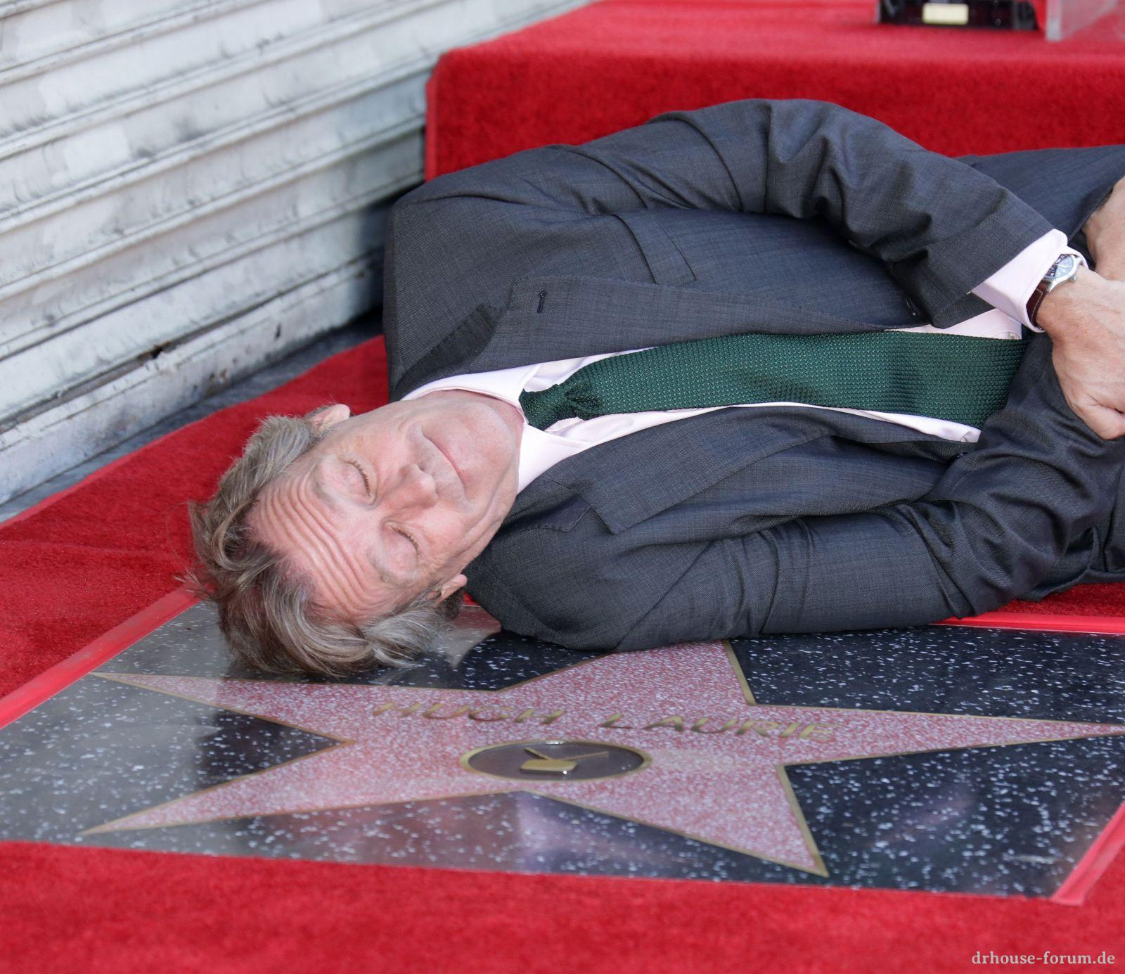 Hugh Laurie honored with star on the Walk of Fame.jpg