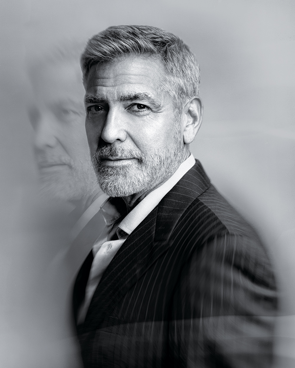George Clooney from Catch-22 photographed by Marco Grob on Feb. 11, 2019 in Pasadena, CA