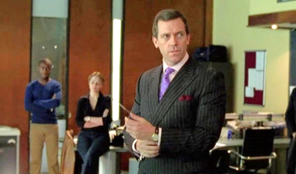 Hugh Laurie in MI5