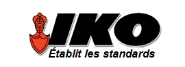 Logotype IKO Établit les standards
